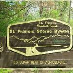 From Plaza Street in West Helena, turn onto North 4th Street.  Follow this street until  you see the entrance to St. Francis Scenic Byway and turn right.  Follow the road until  you see the lake.