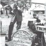 """Sonny Boy"" Williamson  (December 5, 1912–May 25, 1965)"